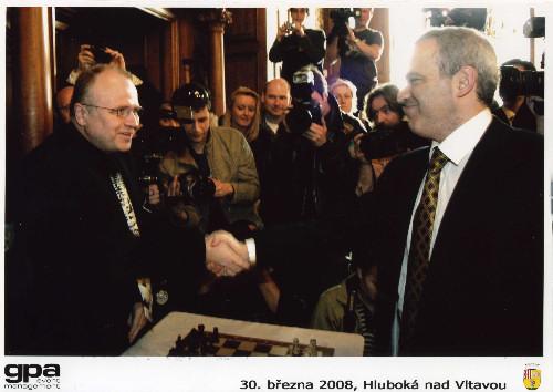 s Garri Kasparovem