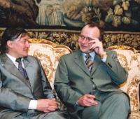 s Anatolijem Karpovem